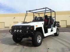 JOYNER RENEGADE R4 1100cc UTV 4-Cyclinder DOHC  4-Seater.