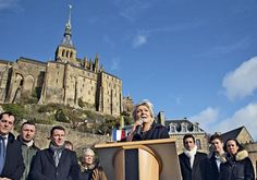 Mission droitisation pour Marine Le Pen
