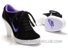 http://www.nikejordanclub.com/womens-nike-dunk-high-heels-low-shoes-black-white-purple-top-deals.html WOMEN'S NIKE DUNK HIGH HEELS LOW SHOES BLACK/WHITE/PURPLE TOP DEALS Only $77.76 , Free Shipping!