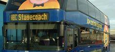 """Le linee Megabus.com in partenza dal Regno Unito servono ormai, Francia, Belgio e Paesi Bassi. L'azienda propone  tragitti """"da 1 euro"""" in pullman ultra moderni con accesso wifi e servizi igienici. """"    Il gruppo trasporti Stagecoach lancia una nuova rete di servizi di autobus, a basso costo in partenza  da Londra a destinazione dell' Europa continentale (Francia, Belgio e Paesi Bassi)."""