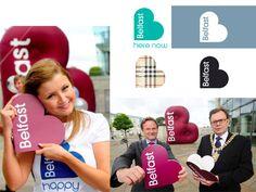 place branding, branding, belfast, UK