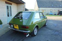 1973 Fiat 127 Abarth