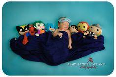 Newborn Photography, Newborn Baby Photos, Newborn Super Hero Photos, Super Hero Photos, Newborn Super Here Photo Shoot, Newborn Baby Boy Photography