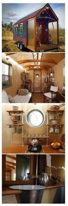 mytinyhousedirectory: The NOMAD Tiny House