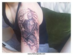 30 Different Zombie Tattoos - SloDive Zombie Tattoos, Foot Tattoos, Gamer Couple, Gaming Tattoo, Couple Tattoos, Love Couple, Tattoo Designs, Tattoo Ideas, Arms