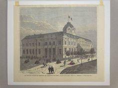 Le Nouveau du Tribunal de Commerce de Paris , Rechtbank van koophandel Parijs
