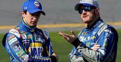 Elliott & Earnhardt Jr