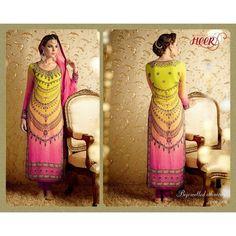 Heer Designer Salwar Suit ( Code - 5705 )