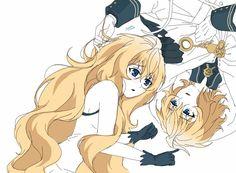 Mikaela Hyakuya + Genderbend #anime Owari no Seraph / Seraph fo the End