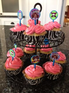 Bon jour: Monster High Party