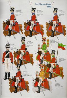 uniforme de chevau-leger - Recherche Google