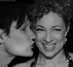 Image result for alex kingston and matt smith