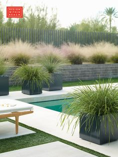 Arena Square Planters bring modern lines to your landscape, providing a neutral stage for flourishing plants of all kinds. From the environmentally conscious and innovative Planterworx, Arena is available in Corten steel and powder-coated aluminum (shown here). We make modern design accessible. Shop dwr.com