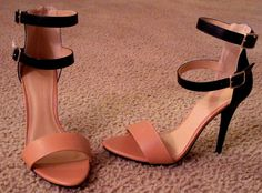 Trend Alert: Oyster Ankle Straps   SHOES   M E G H A N ♠ M A C K E N Z I E