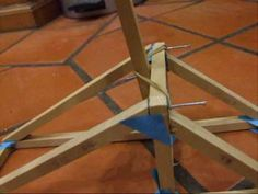 School DT projects: Mini Roman catapult - YouTube