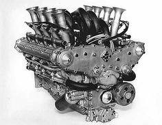 Repco Brabham V8 - Made in AUSTRALIA