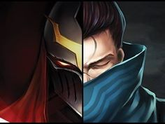 League Of Legends | ZED AND YASUO PLAYZ '