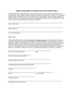 Collection Authorization Letter Collect Child Passport Authorisati