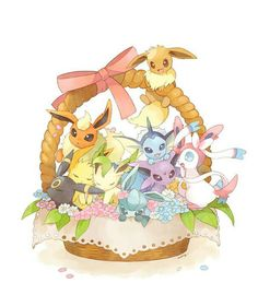 Find images and videos about cute, kawaii and pokemon on We Heart It - the app to get lost in what you love. Pokemon Pins, Pokemon Fan Art, Cute Pokemon, Pokemon Go, Pokemon Stuff, Pokemon Party, Pikachu, Pokemon Eeveelutions, Eevee Evolutions