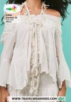 Collar Corales 23, Bijoux - Ropa de viaje, ropa de crucero, antica sartoria, ropa de vacaciones -  Travel Wear Miro
