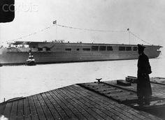 The German Aircraft Carrier, Graf Zeppelin, Graf Zepplin class.