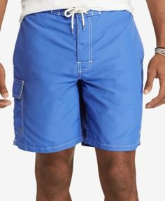 Polo Ralph Lauren Big Pony Shorts Royal Blue