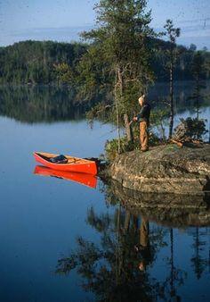 Photo by Tom Kaffine  Boundary Waters Canoe Area Wilderness