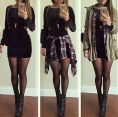 ||so hipster it hurts|| dress -  #cute -  wedges