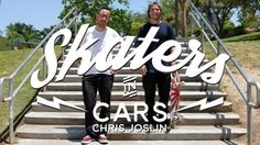Skaters In Cars: Chris Joslin | X Games – X Games: Source: X Games