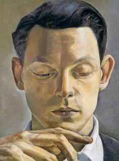 El Hombre en la Pintura : Foto