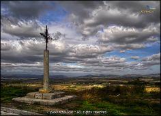 (136) La Creu - Carrer  de la Creu de Castelló de Rugat (Vall d'Albaida) País Valencià ////