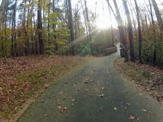 Walnut Creek Trail in Raleigh, NC