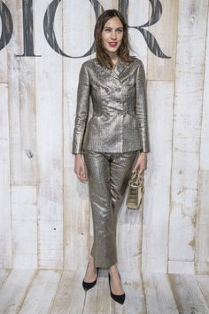 The best celebrity style this week Hollywood Actress Wallpaper, Hollywood Actress Name List, Hollywood Images, Hollywood Fashion, Celebrity Dresses, Celebrity Style, Alexa Chung Style, Hollywood Heroines, Christian Dior Couture