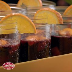 Celebrate Mother's Day (or any day) with a delicious Cheerwine Sangria! #cheerwine #uniquelysouthern #southernlifestyle #foodanddrink #cocktailrecipe Sangria Recipes, Cocktail Recipes, Cocktails, Drinks, Alton Brown, Orange Slices, Food And Drink, Fruit, Craft Cocktails