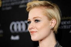 ** IMDb Photo - Evan Rachel Wood **   -- TO-DO: Find Add'l Photo's taken at this Time = Length of Her Hair in Front??   -- Photo by Frazer Harrison - 2012 Getty Images - Image courtesy gettyimages.com   -- Direct Link to Photo = http://www.imdb.com/name/nm0939697/mediaviewer/rm2668081152
