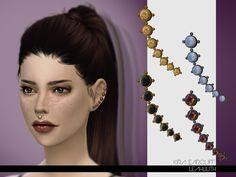 Kira Earcuff  Found in TSR Category 'Sims 4 Female Earrings'
