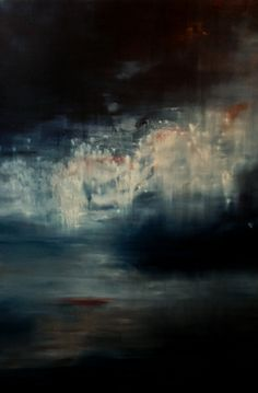 "Saatchi Online Artist Kristina Brozicevic; Painting, ""Fading"" #art"