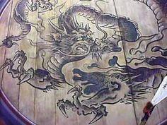 地主神社 Oni Mask Tattoo, Tiger Dragon, Buddhism, Phoenix, Dragons, Asian, Animals, Animales, Animaux