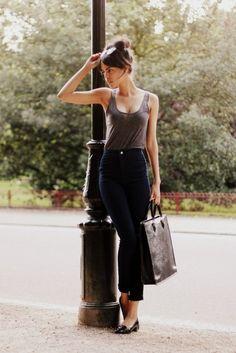 Be A Modern Audrey Hepburn
