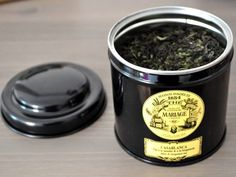 mariage freres casablanca green tea with mint - Mariage Freres Nancy