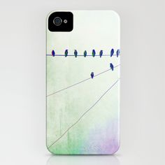 Online Friends iPhone Case by Ally Coxon - $35.00