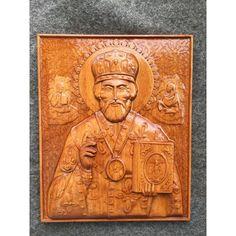 Saint Nicholas, Saints, Lion Sculpture, Statue, Pictures, Handmade, Art, Santos, Photos