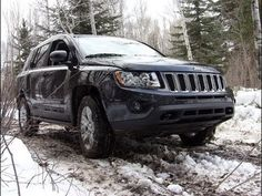 2011 #Jeep #Compass first Drive Review by #tflcar