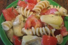 Smart Balance Recipe - Artichoke Pasta Salad