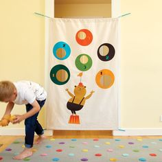 My Great Bean Bag Toss | The Land of Nod