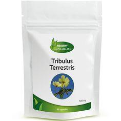 #Tribulus terrestris is een kruid dat goed is voor het libido. Tribulus kan zorgen voor meer energie bij mannen en is goed voor het libido. Het stimuleert spiermassa en vergroot het uithoudingsvermogen. Onze Tribulus is hoog gedoseerd. Prijs per 90 capsules: €18,95