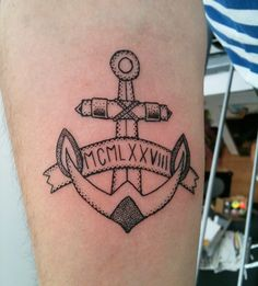 Sailor Roman tattoo