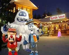Bumble with Heat Miser and Snow Miser