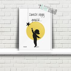 plakaty-dla-dzieci-do-pokoju-dziewczynki-siegaj-gwiazd-a Kids And Parenting, Girls Bedroom, Printable Wall Art, Sentences, Baby Room, Diy And Crafts, Kids Room, Classroom, Children
