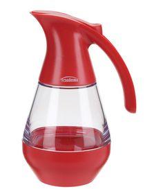 Love this Red Syrup Dispenser on #zulily! #zulilyfinds